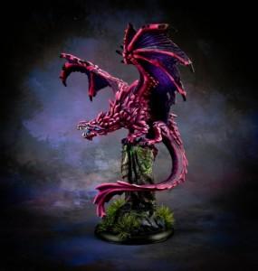 Reaper Temple Dragon