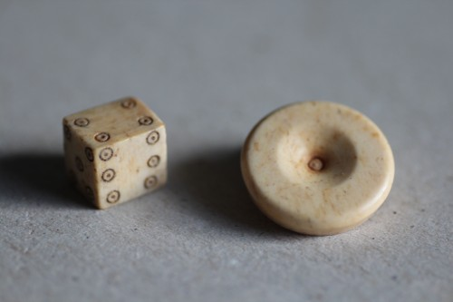 Roman Game Pieces from Gernsheim Germany