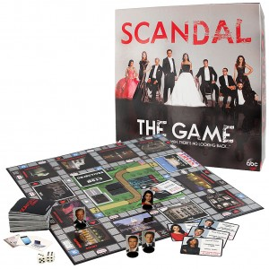 Scandal Board Game