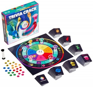 Trivia Crack Board Game