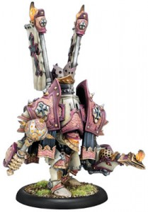 Warmachine Hand of Judgement