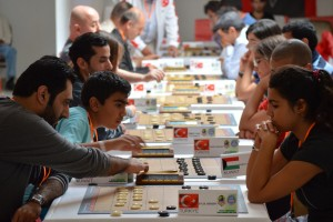 World Championship Rapid Blitz and Turkish Draughts