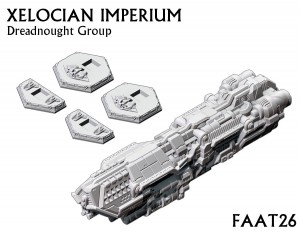Xelocian Imperium Dreadnought Group