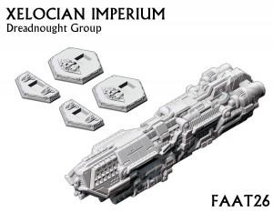 Xelocian Imperium Dreadnought Group