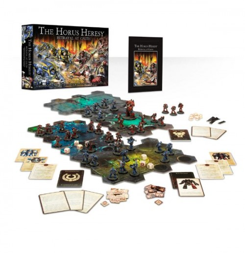 Horus Heresy Betrayal at Calth