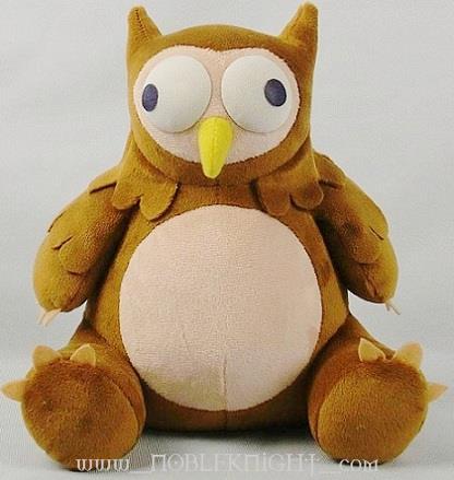 Owlbear Plushie