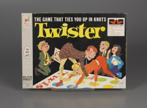 Twister National Toy Hall of Fame Inductee