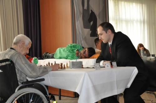Viktor Strekalovski vs Shailesh Nerlikar Chess