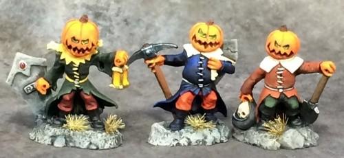 Reaper Pumpkin Minions