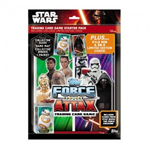 Star Wars The Force Awakens Force Attax