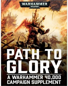 Warhammer 40000 Path to Glory