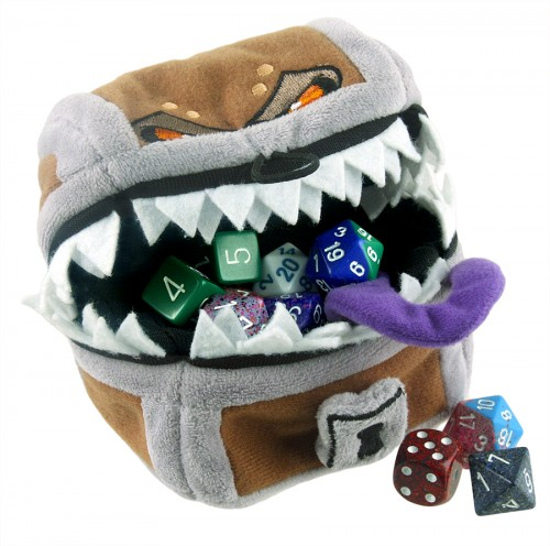 Mimic Dice Bag