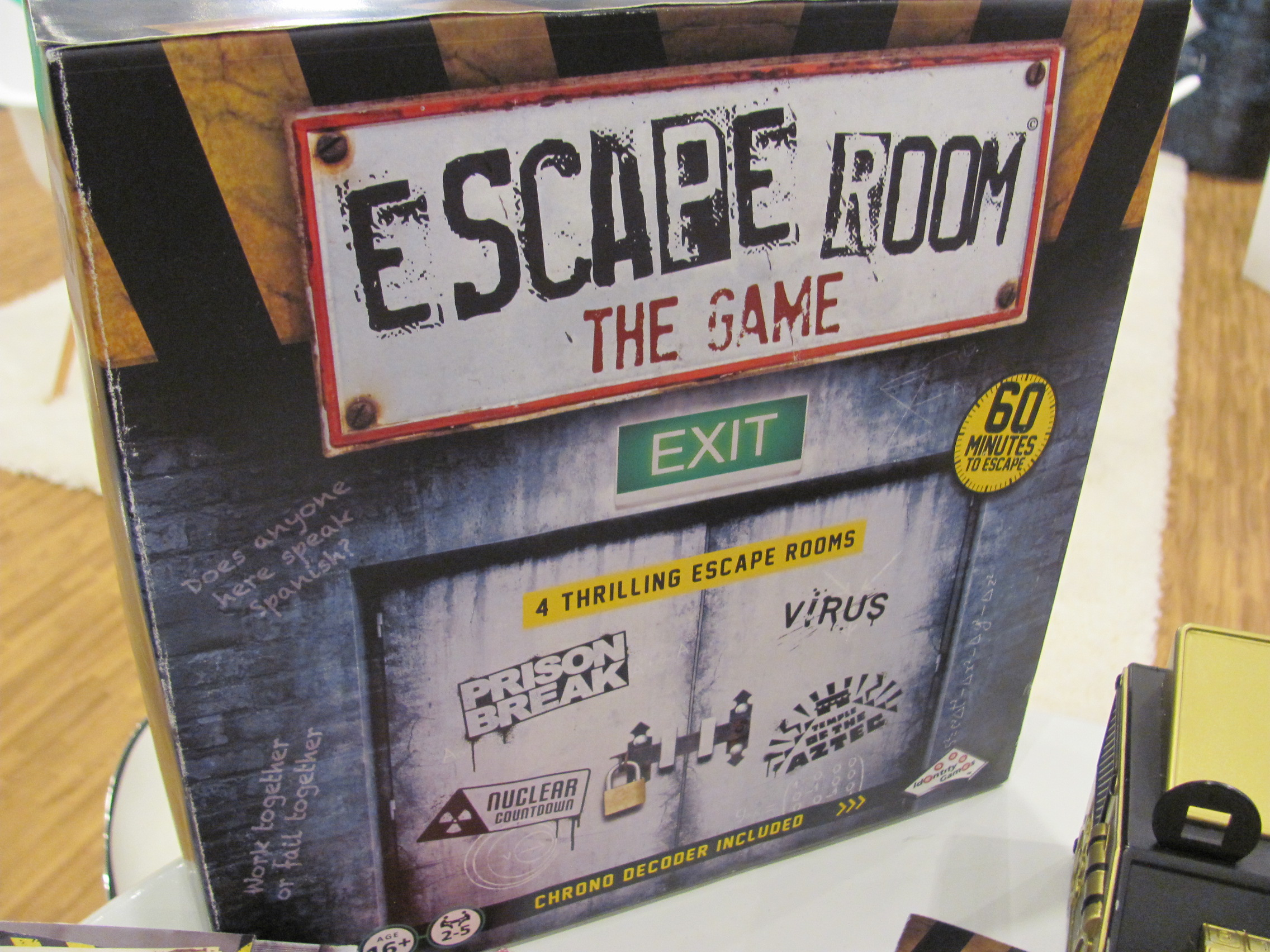 escape the room online game