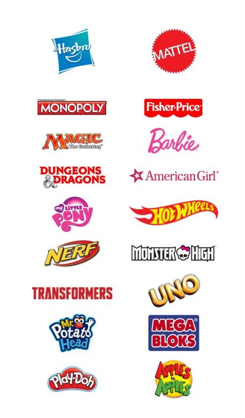 Hasbro Mattel Crossover Potential