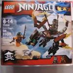 Lego Ninjago Cole's Dragon