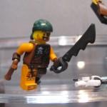 Lego Ninjago Cole's Dragon Pirate Minifig