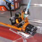 Lego Ninjago Jay's Elemental Dragon Flyer