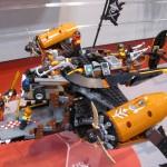 Lego Ninjago Misfortune's Keep Assembled