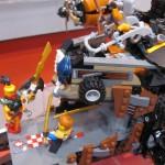 Lego Ninjago Misfortune's Keep Fighting Minifigs