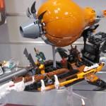 Lego Ninjago Raid Zeppelin Assembled