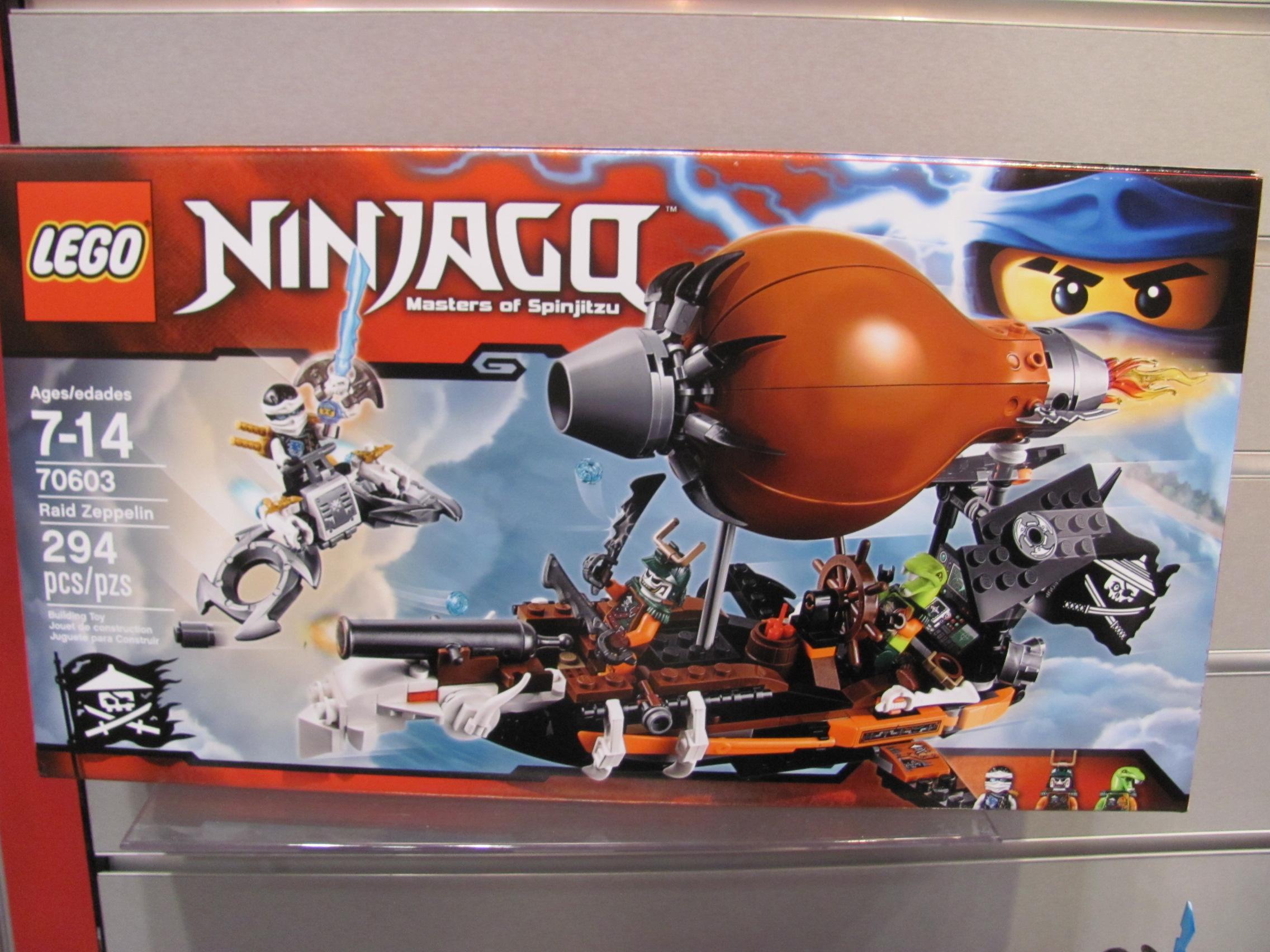 Toy Fair 2016lego Ninjago Sky Pirates By Purple Pawn Lego 70594 The Lighthouse Siege
