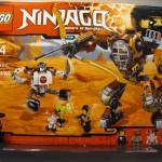 Lego Ninjago Salvage MEC