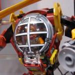 Lego Ninjago Salvage MEC Closeup