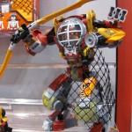 Lego Ninjago Salvage MEC Pose 2