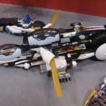 Lego Ninjago Ultra Stealth Raider Primary Vehicle