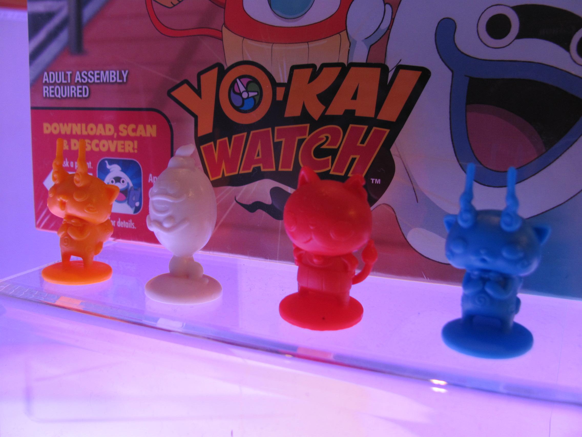 Toy Fair 2016 Yo Kai Watch Tcg And Board Games By Purple Pawn