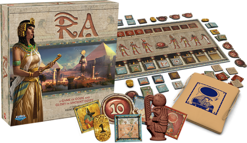Ra Windrider Games