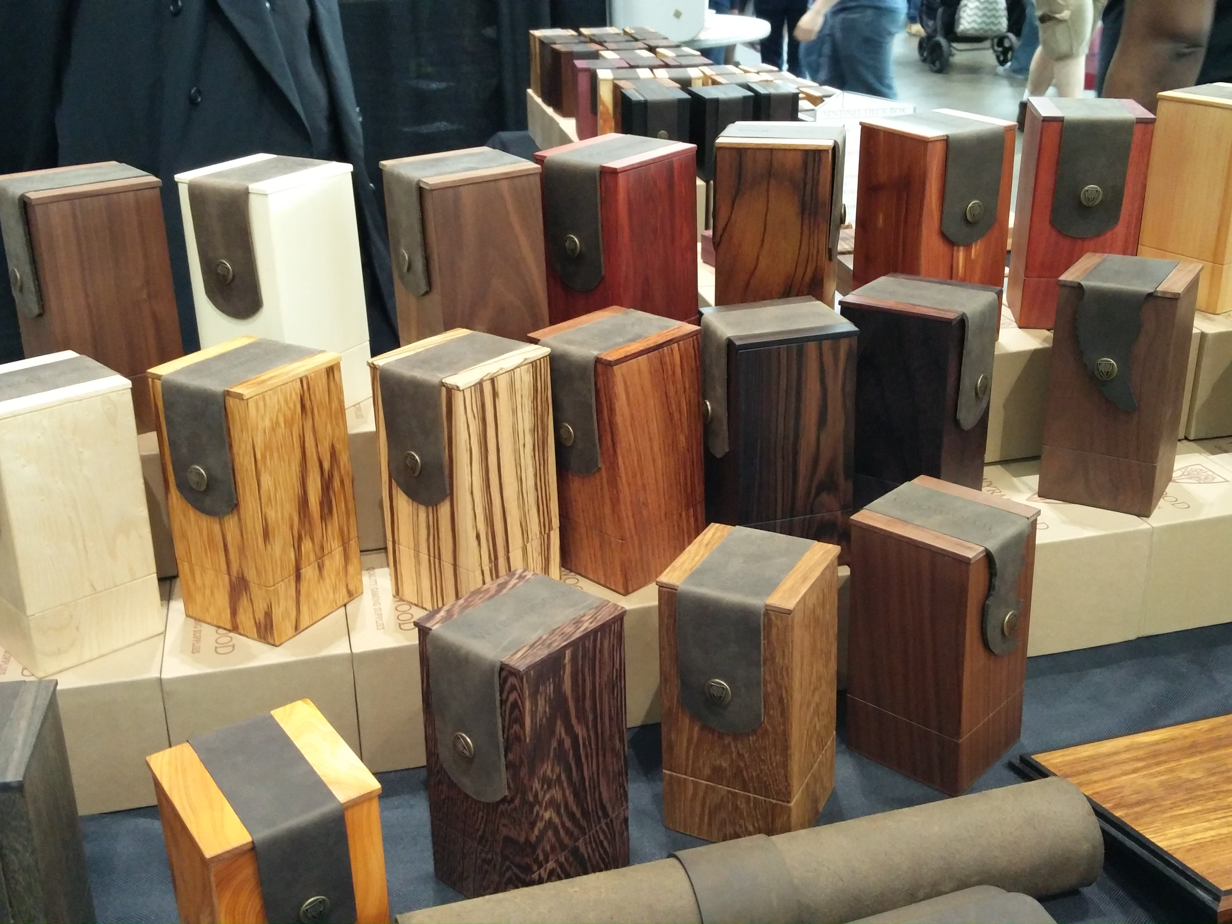 PAX East 2016 – Gaming Accessories by Wyrmwood Gaming by Purple Pawn