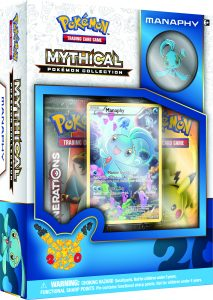 20th_Anniversary_Mythical_Pokemon_Collection_Manaphy