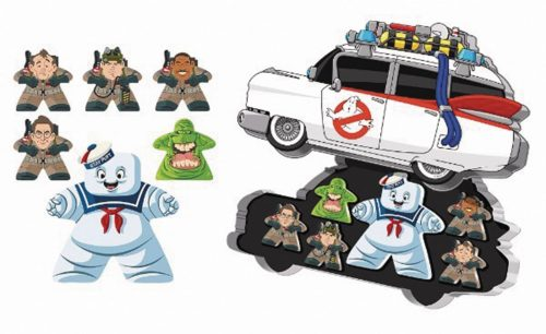 Ghostbusters Mighty Meeples