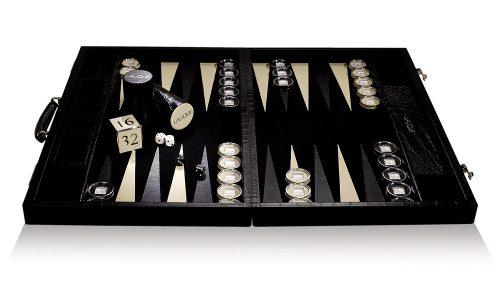 Lalique Maison Masque de Femme Backgammon