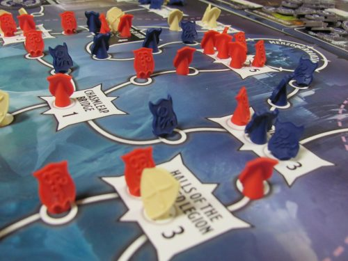 Tyrants of the Underdark In Play