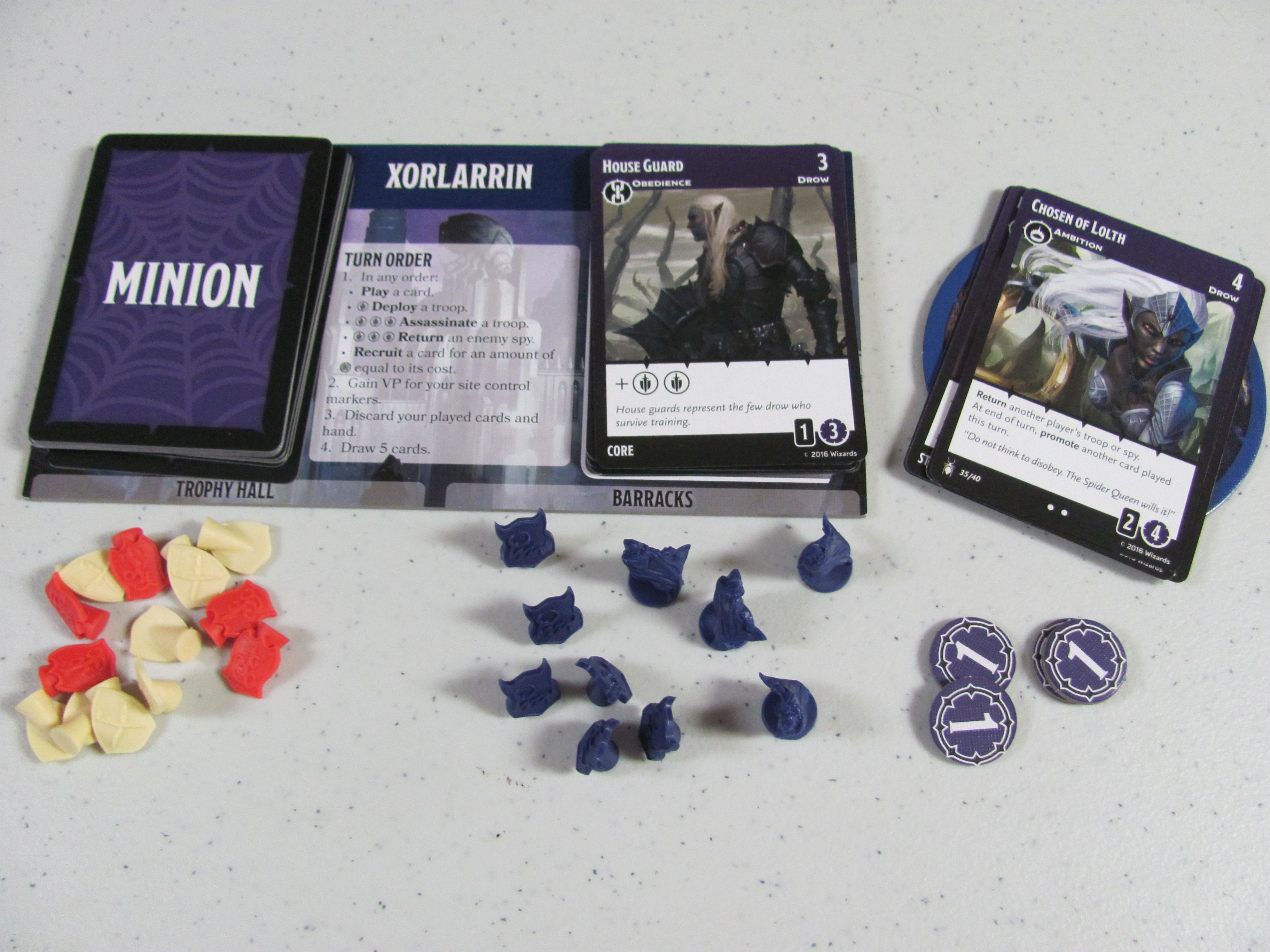 Tyrants Of The Underdark Preview By Purple Pawn