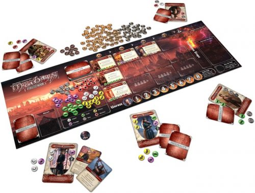 mistborn board game