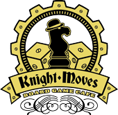 Knight Moves Board Game Cafe