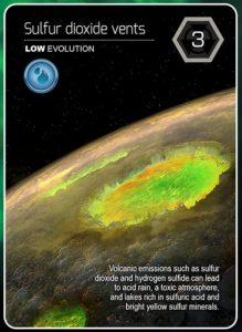 Planetarium Card