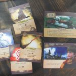 Harry Potter Hogwarts Battle Cards 1