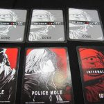 Internal Affairs Cards Setup