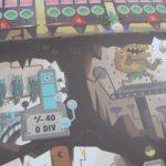 Prospectus Board Closeup