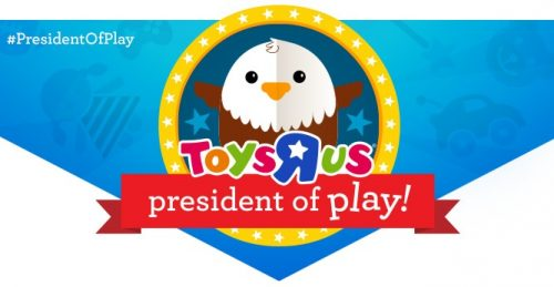 Toys R Us President of Play
