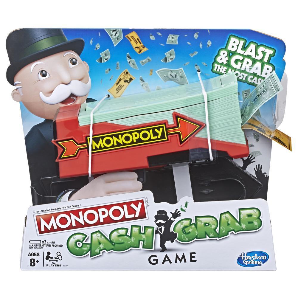 Three Monopolies, No Real Estate by Purple Pawn